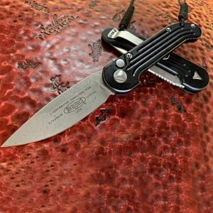 Microtech LUDT. Обзор складных ножей-автоматов с заявкой на брутальность