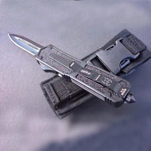 MICROTECH SCARAB. Обзор автоматического ножа с брутальным дизайном