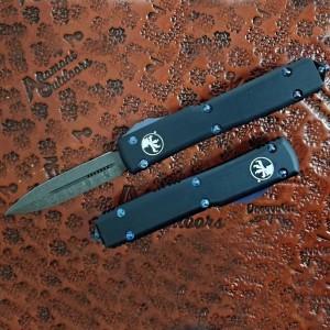 MICROTECH ULTRATECH. Обзор компактного ножа-фронталки