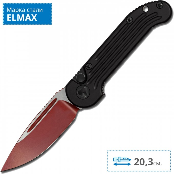 Нож MICROTECH LUDT RED STANDART MT_135-1SL